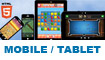 Games for mobile and tablet